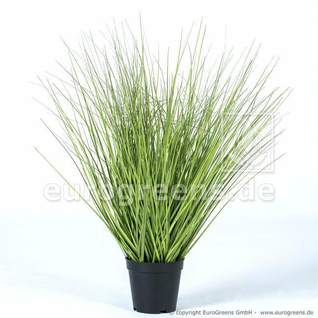 Sztuczna wiązka trawy w doniczce 65 cm