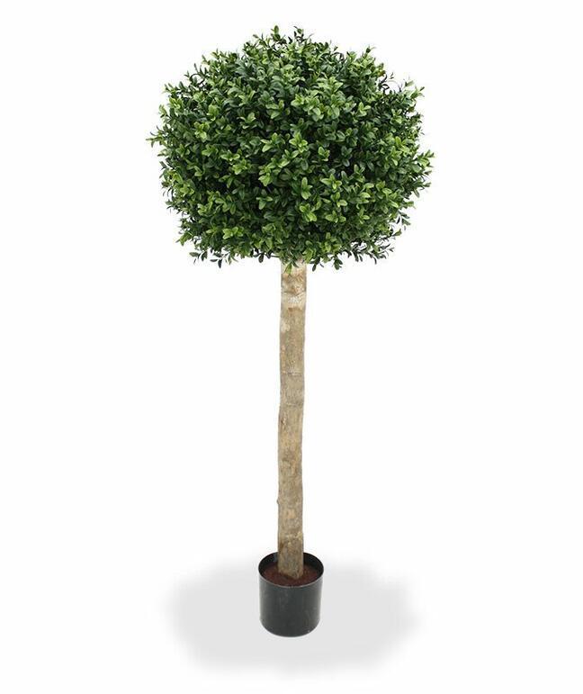 Sztuczne drzewo Buxus okrągłe 110 cm