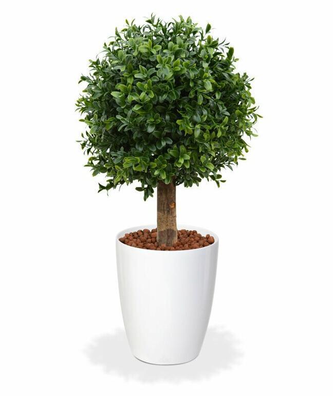Sztuczne drzewo Buxus okrągłe 25 cm