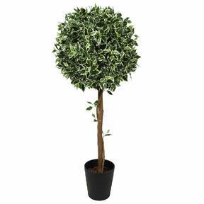 Sztuczne drzewo Ficus okrągłe 130 cm