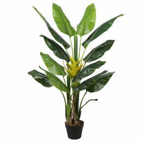 Sztuczne drzewo Heliconia 130 cm