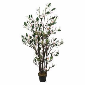 Sztuczne drzewo Magnolia 160 cm