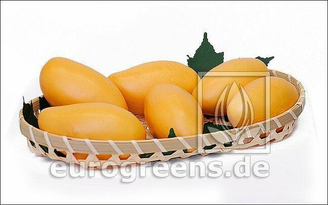 Sztuczne mango żółte