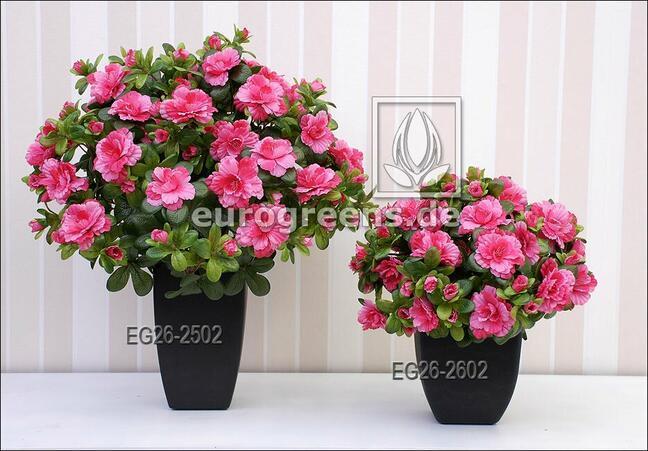 Sztuczny bukiet Belgijska Azalia różowa 40 cm