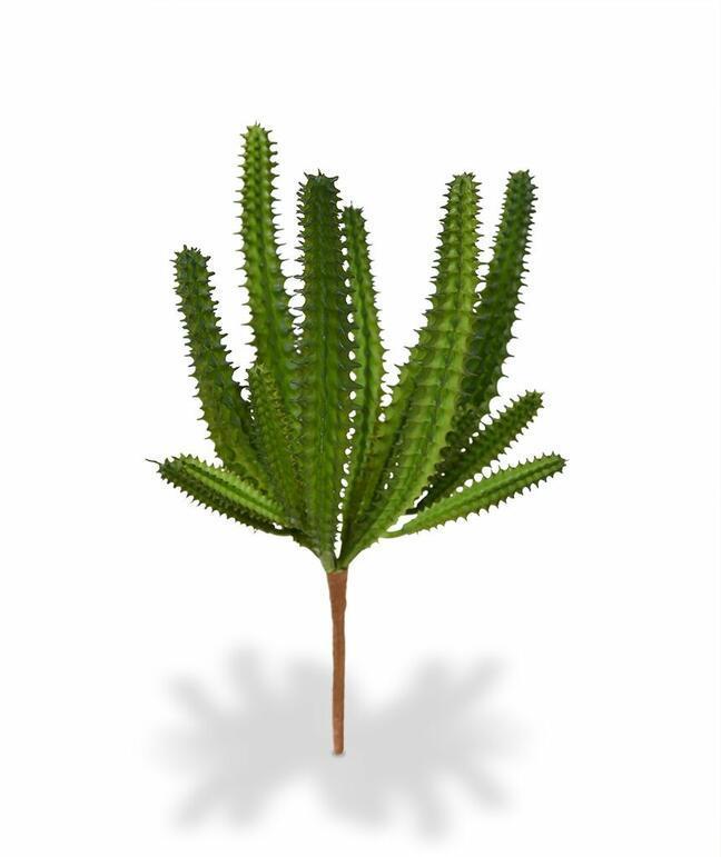 Sztuczny kaktus Euphorbia 20 cm