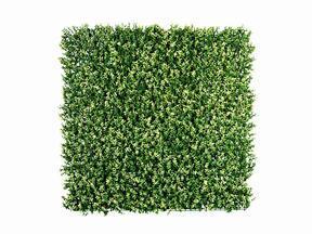 Sztuczny panel liściasty Buxus - 50x50 cm