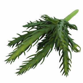 Sztuczny soczysty kaktus 11 cm