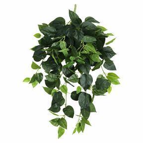 Sztuczny wąs Bazylia zielony 80 cm