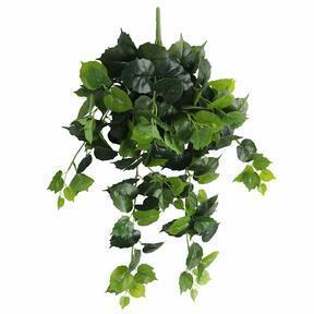 Sztuczny wąs Pavinč zielony 80 cm
