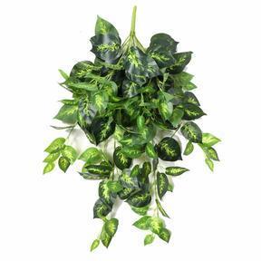 Sztuczny wąs Taro Araceae 80 cm