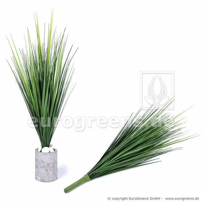 Wiązka sztucznej żłobiącej trawy 70 cm